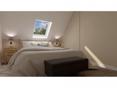 Modèle de maison Combles GI 3 ch Trendy 3 chambres  : Photo 5