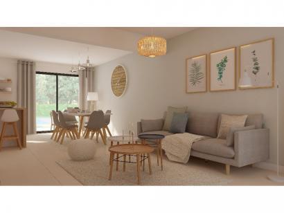 Modèle de maison Combles GA 4 ch Trendy 3 chambres  : Photo 3