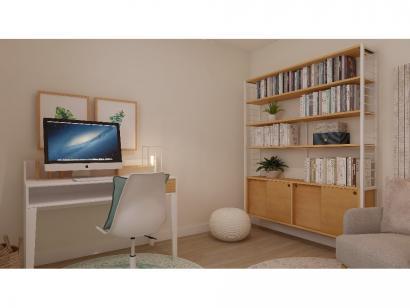 Modèle de maison Combles GA 4 ch Trendy 3 chambres  : Photo 6
