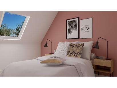 Modèle de maison Combles GA 4 ch Trendy 3 chambres  : Photo 7