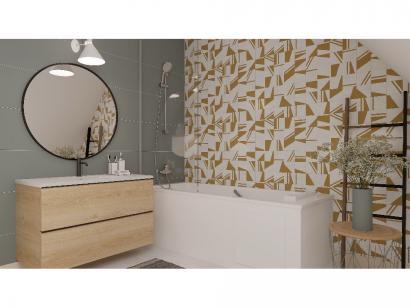 Modèle de maison Combles GA 4 ch Trendy 3 chambres  : Photo 10