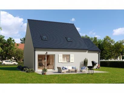 Modèle de maison Combles GA 4 ch Trendy 3 chambres  : Photo 2