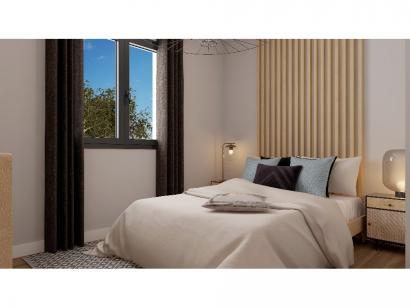 Modèle de maison Etage GA 4 ch Design 4 chambres  : Photo 6