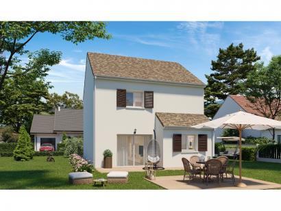 Modèle de maison Etage GI 3 ch Trendy 3 chambres  : Photo 2