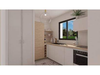 Modèle de maison Etage GI 3 ch Trendy 3 chambres  : Photo 4
