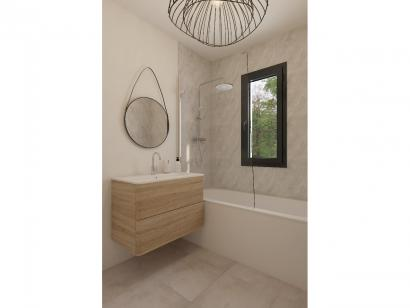 Modèle de maison Etage GI 3 ch Trendy 3 chambres  : Photo 8