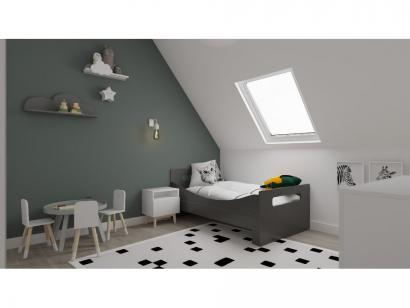 Modèle de maison Combles GA 4 ch Design 3 chambres  : Photo 9