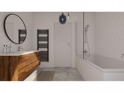 Modèle de maison Combles GI 3 ch Design 3 chambres  : Photo 6