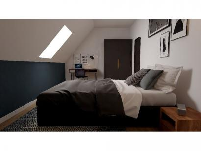 Modèle de maison Combles GI 3 ch Design 3 chambres  : Photo 8