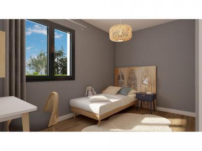 Modèle de maison Etage GA 4 ch Design 4 chambres  : Photo 7
