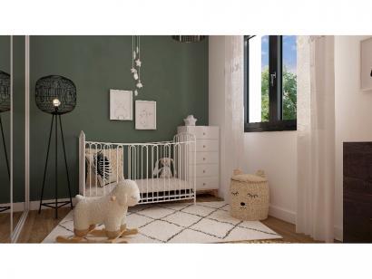 Modèle de maison Etage GA 4 ch Design 4 chambres  : Photo 10