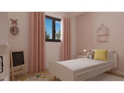 Modèle de maison Etage GI 3 ch Briques 3 chambres  : Photo 5