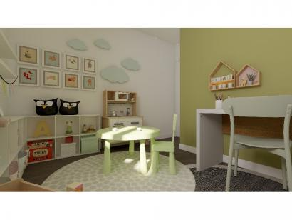Modèle de maison Etage GI 4 ch Design 4 chambres  : Photo 6