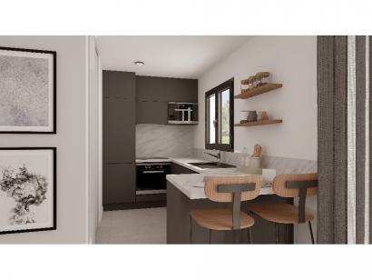 Modèle de maison Etage GA 3 ch Design 3 chambres  : Photo 5