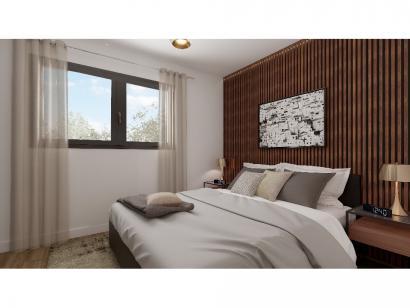 Modèle de maison Etage GA 3 ch Design 3 chambres  : Photo 6