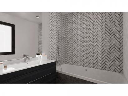 Modèle de maison Etage GA 3 ch Design 3 chambres  : Photo 9