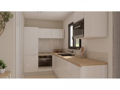 Modèle de maison Etage GA 3 ch Briques 3 chambres  : Photo 4