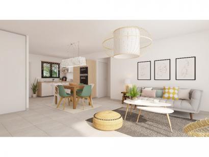 Modèle de maison Plain-pied GA 2 ch Trendy 2 chambres  : Photo 5