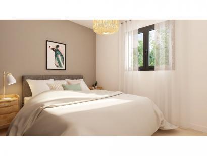 Modèle de maison Plain-pied GA 2 ch Trendy 2 chambres  : Photo 6