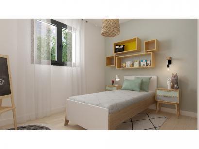 Modèle de maison Plain-pied GA 2 ch Trendy 2 chambres  : Photo 7
