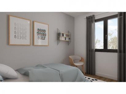 Modèle de maison Etage GA 3 ch Design 3 chambres  : Photo 7
