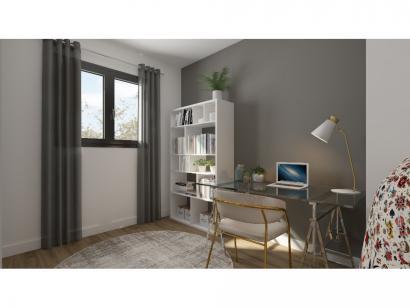 Modèle de maison Etage GA 3 ch Design 3 chambres  : Photo 8