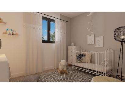 Modèle de maison Etage GI 3 ch Design 3 chambres  : Photo 6