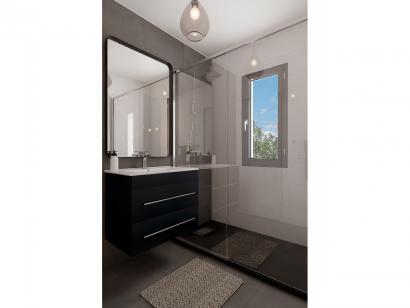 Modèle de maison Etage GI 3 ch Design 3 chambres  : Photo 8