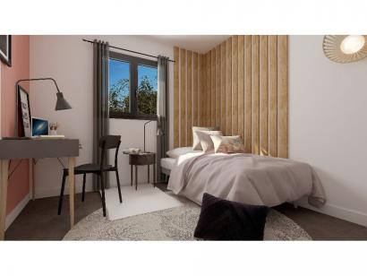 Modèle de maison Etage GI 4 ch Design 4 chambres  : Photo 5