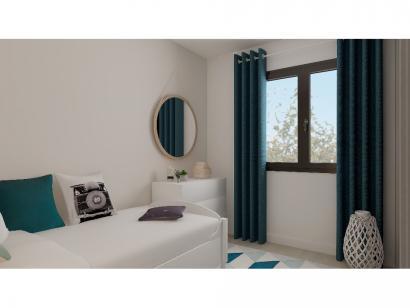 Modèle de maison Etage GA 3 ch Trendy 3 chambres  : Photo 7