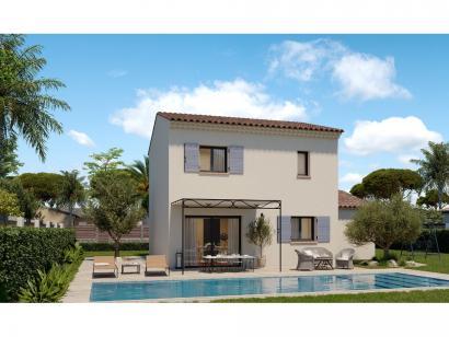 Modèle de maison Etage GA 3 ch Trendy 3 chambres  : Photo 2