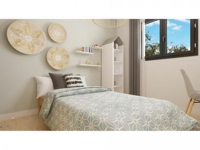 Modèle de maison Plain-pied GI 4 ch Trendy 4 chambres  : Photo 8