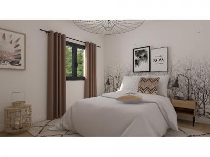 Modèle de maison Etage GI 3 ch Trendy 3 chambres  : Photo 5