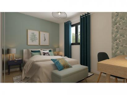 Modèle de maison Etage GI 3 ch Trendy 3 chambres  : Photo 7