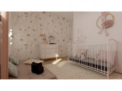 Modèle de maison Etage GI 4 ch Trendy 4 chambres  : Photo 7