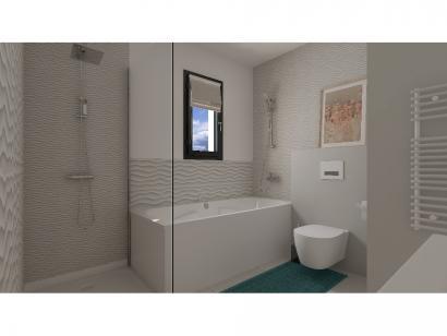 Modèle de maison Etage GI 4 ch Trendy 4 chambres  : Photo 9