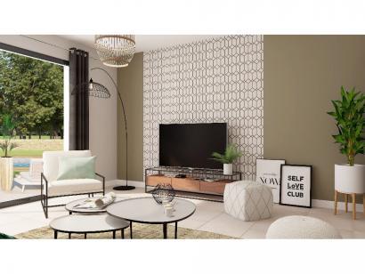 Modèle de maison Etage GA 4 ch Design 4 chambres  : Photo 4