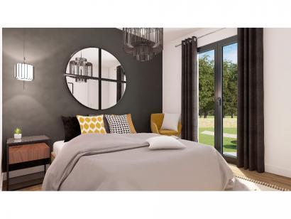 Modèle de maison Etage GA 4 ch Design 4 chambres  : Photo 5