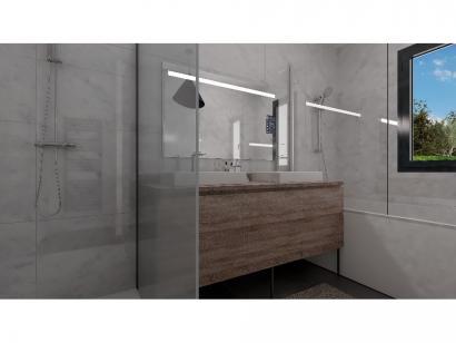 Modèle de maison Etage GA 4 ch Design 4 chambres  : Photo 8