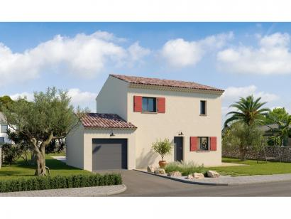 Modèle de maison Etage GA 4 ch Trendy 4 chambres  : Photo 1