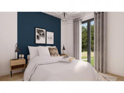 Modèle de maison Etage GA 4 ch Trendy 4 chambres  : Photo 5