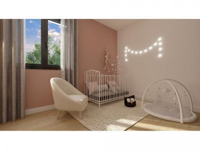 Modèle de maison Etage GA 4 ch Trendy 4 chambres  : Photo 8