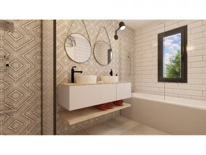 Modèle de maison Etage GA 4 ch Trendy 4 chambres  : Photo 9