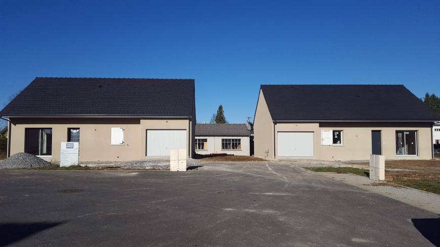 2 Maisons locatives à Lanobre