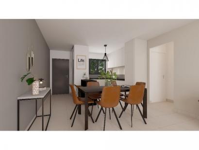 Modèle de maison Plain-pied GI 2 ch _ GARAGE SUITE PARENTALE 3 chambres  : Photo 3