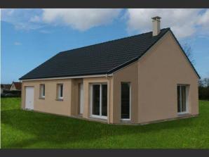 Maison neuve à Houlbec-Cocherel (27120)<span class='prix'> 217800 €</span> 217800