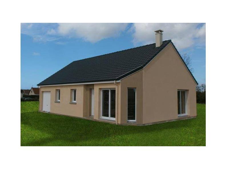 Maison neuve Houlbec-Cocherel 217800 € * : vignette 1
