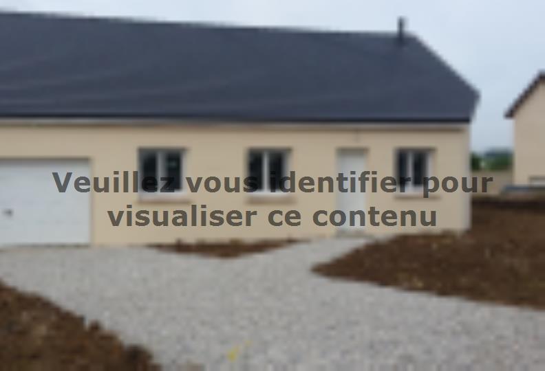 Maison neuve Houlbec-Cocherel 217800 € * : vignette 2