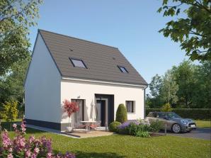 Maison neuve à Bû (28410)<span class='prix'> 256000 €</span> 256000