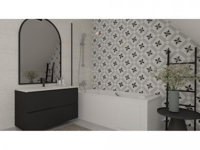 Modèle de maison Combles GA 4 ch Design 3 chambres  : Photo 10